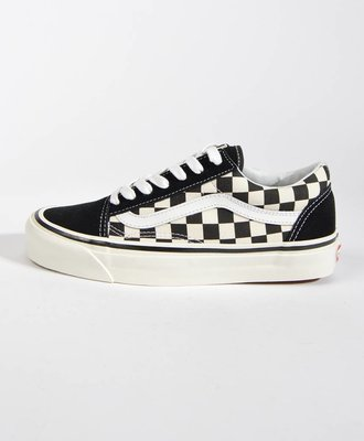 Vans Vans Old Skool 36 DX Anaheim Black Checkerboard