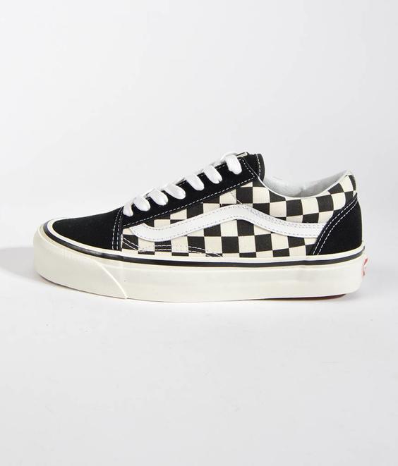 Vans Vans Old Skool 36 DX Anaheim Black Checkerboard