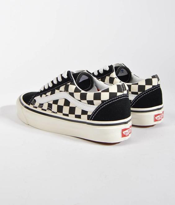 Vans Vans Old Skool 36 DX Anaheim Black/Check