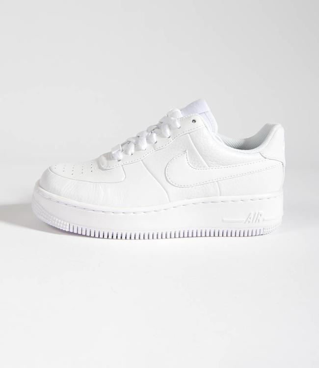 Nike Nike W Air Force 1 Upstep White