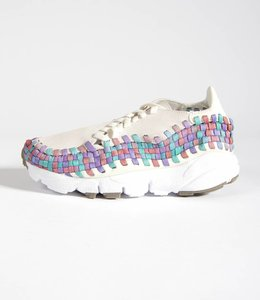 Nike Nike W Air Footscape Woven Sail/White Red Stardust