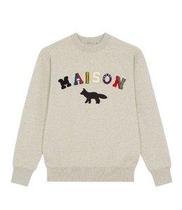 Maison Kitsune Maison Kitsune Sweat Shirt Maison Fox