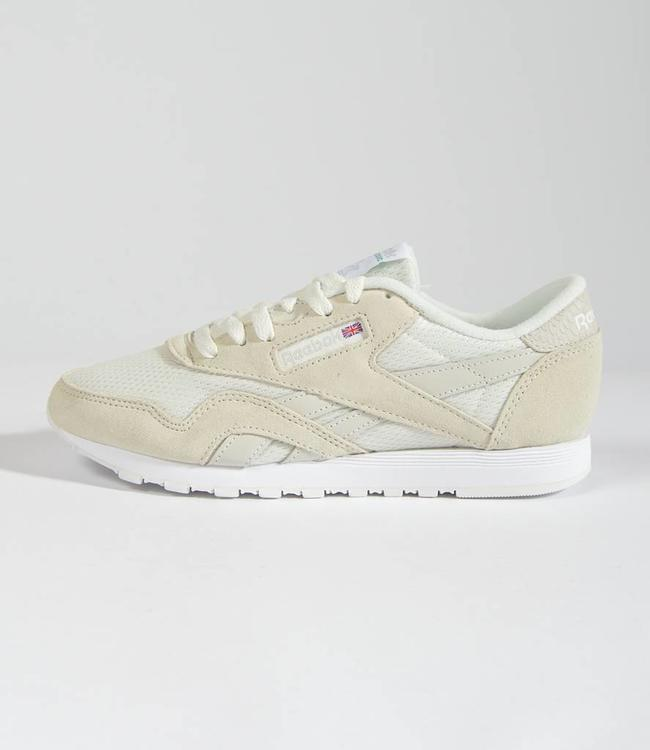 Reebok Reebok CL Nylon FBT Chalk/White
