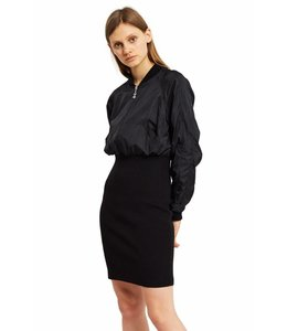Opening Ceremony Opening Ceremony Bomber Dress Black