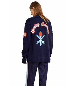 Opening Ceremony Opening Ceremony Cardigan Eclipse Navy