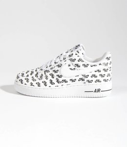 Nike Nike Air Force 1 '07 QS All Over White