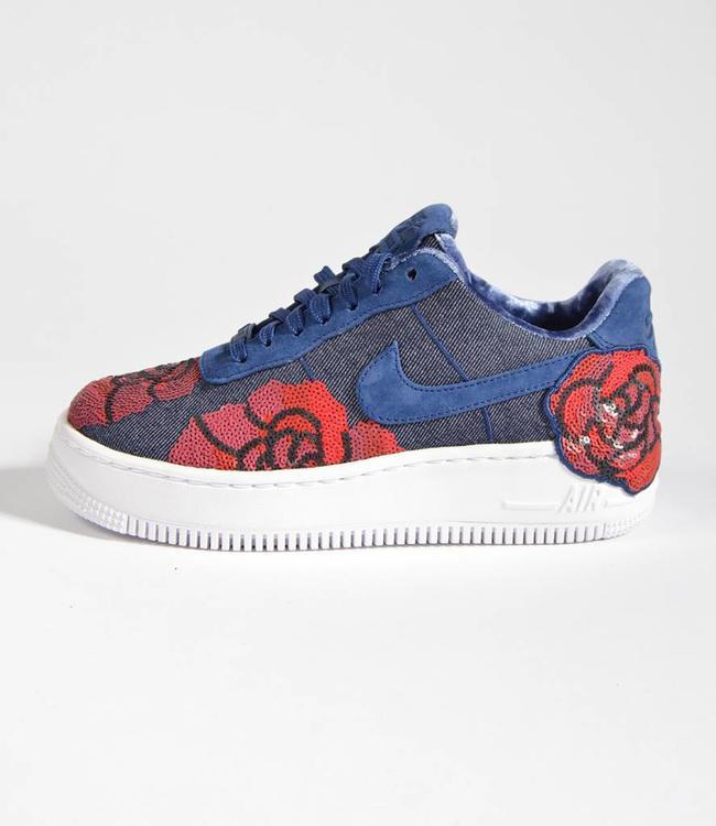 Nike Nike W Air Force Upstep LX Binary Blue