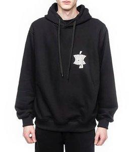 Neige Tees Neige Logo Hoodie Black