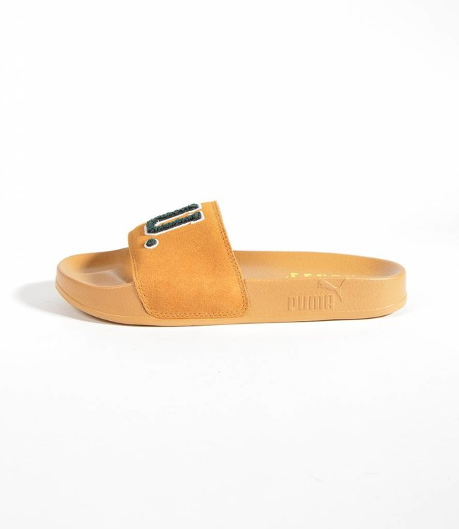 Puma Fenty Puma Leadcat FU Golden Brown Scarab