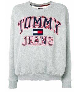 Tommy Jeans 90s CN Sweat Grey