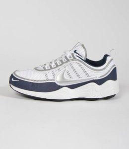 Nike Nike Air Zoom Spiridon White/Metallic Silver Blue