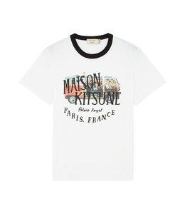 Maison Kitsune Maison Kitsune Tee Shirt Van