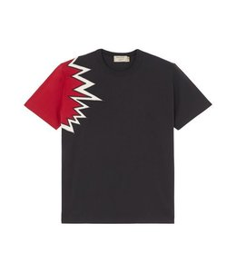 Maison Kitsune Kitsune Embroidery Tee Shirt