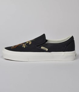 Vans Vans UA Slipon California Satin Black