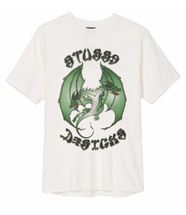 Stussy Stussy Double Dragon Tee Natural