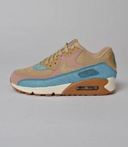 Nike Nike W Air Max 90 LX Mushroom - Smokey Blue