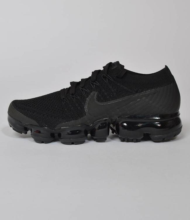 Nike Nike W Vapormax Flyknit Triple Black