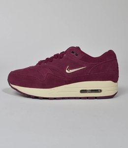 Nike Nike W Air Max 1 Premium SC  Jewel Bordeaux