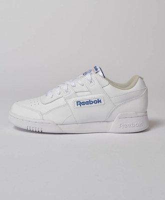 Reebok Reebok Workout Plus White Royal