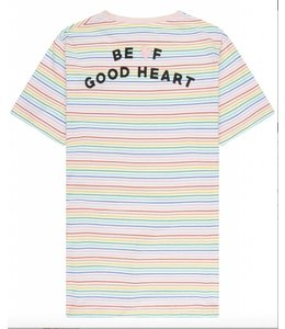 Etre Cecile Etre Cecile Be Of Good Heart Tee Rainbow