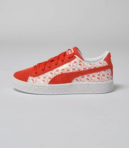 Puma Hello Kitty X Puma Suede Kids Pre School