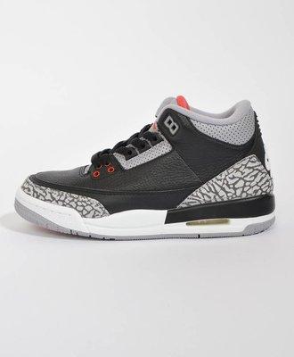 Nike Nike Air Jordan 3 Retro OG Black Cement