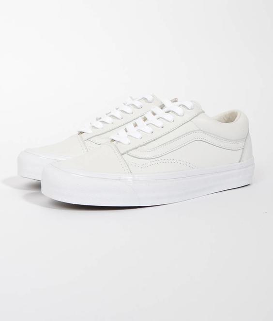Vans Vans Vault OG Old Skool LX White