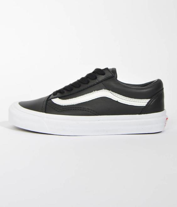 Vans Vans Vault OG Old Skool LX Black
