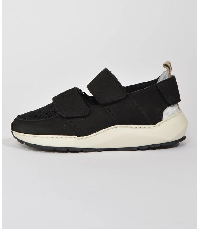 Filling Pieces Filling Pieces Low Sandal Arch Runner Juice Black