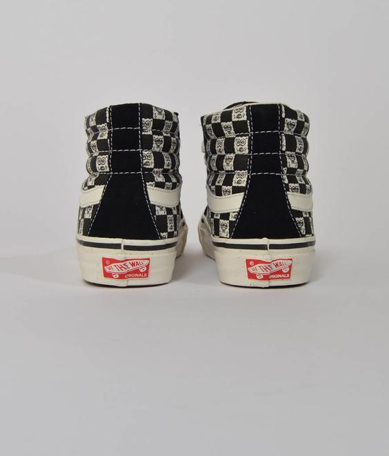 Vans Vans OG Sk8-Hi Spongebob Checkerboard