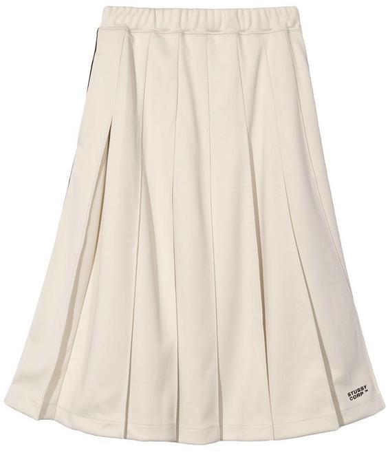 Stussy Stussy Sloane Track Skirt Off White