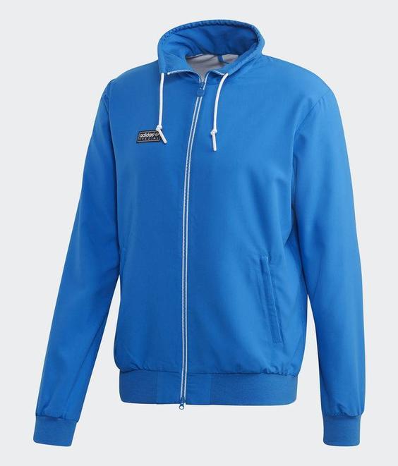 Adidas Adidas Cardle SPZL Track Top Blue
