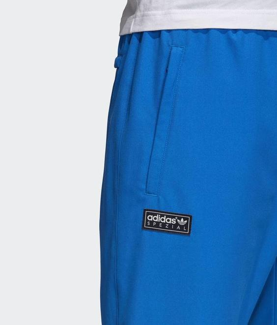 Adidas Adidas Cardle Track Pant Blue