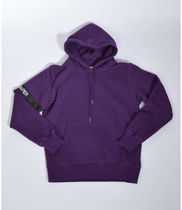 Daily Paper Captain Hoodie Purple