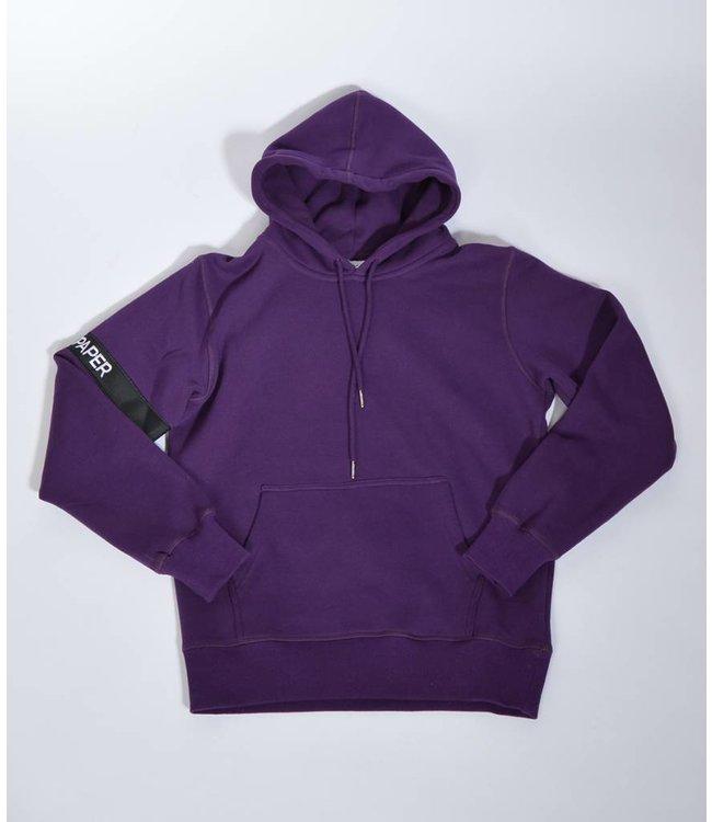 Daily Paper Captain Hoodie Purple