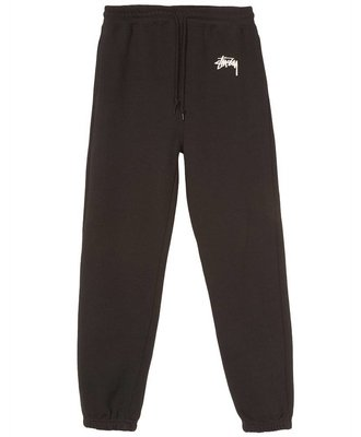 Stussy Stussy Stock Sweatpant Black