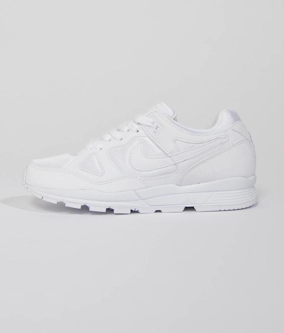 Nike Nike W Air Span II White White