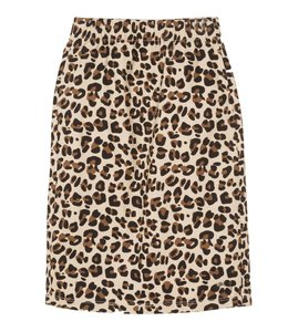 Stussy Stussy Lenny Bag Skirt Leopard