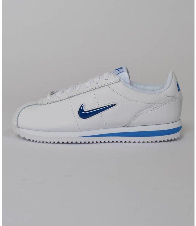 Nike Nike W Cortez Jewel White Blue Jay