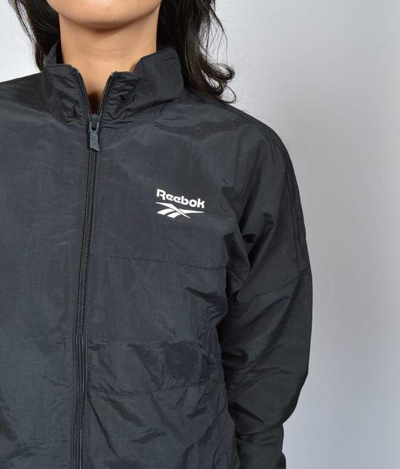 Reebok Reebok LF Vector Jacket Black