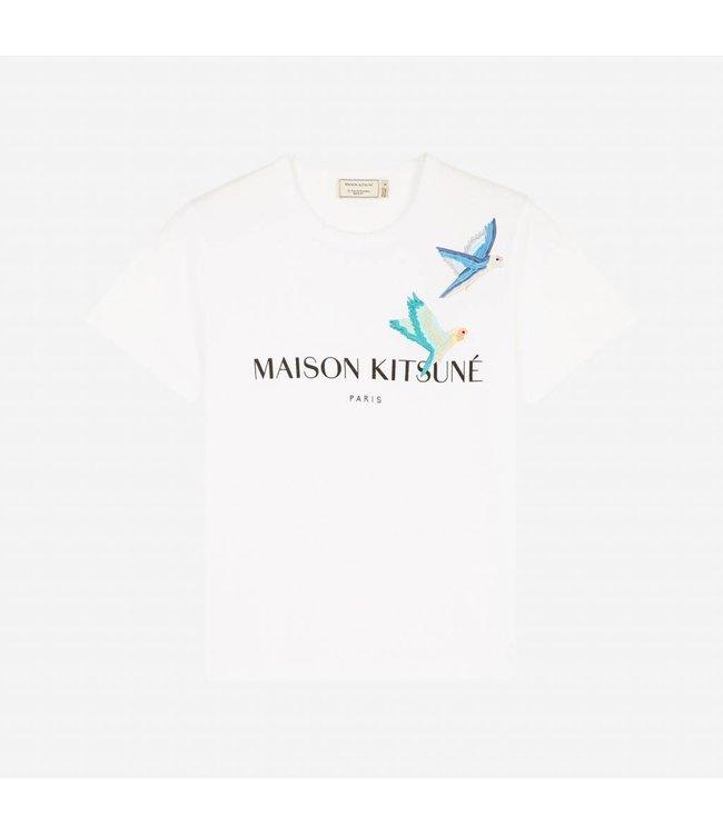 Maison Kitsune Maison Kitsune T-Shirt Lovebirds