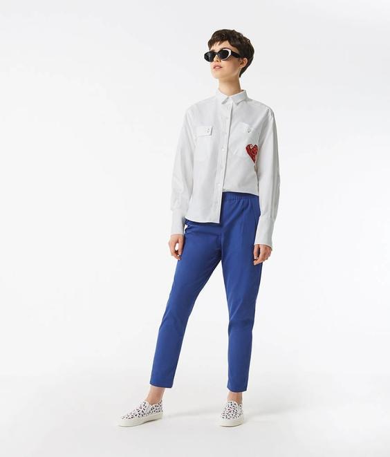 Maison Kitsune Maison Kitsune Verona Blouse Shirt