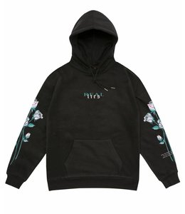Wasted Wasted Hoodie Real Lies Black