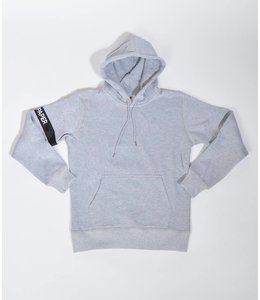 Daily Paper Captain Hoodie Light Grey