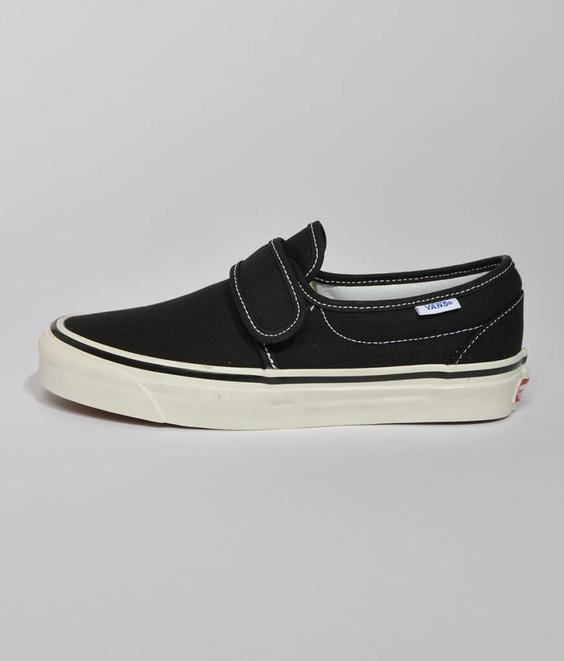 Vans Vans Slip-On 47  Velcro DX Black