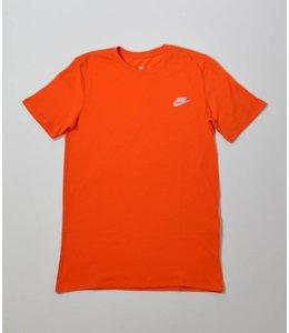 Nike Nike Sportswear Tee Orange