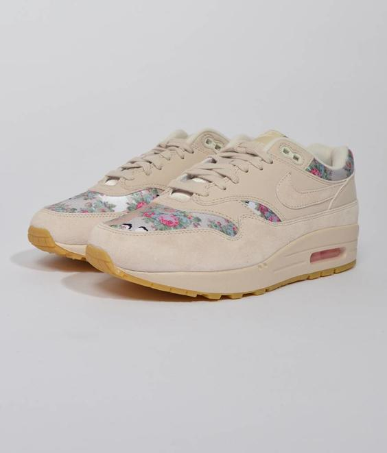 Nike Nike Wmns Air Max 1 Desert Sand Gum Flower Camo