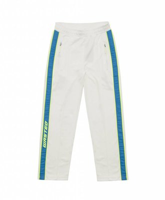 Wasted Wasted Stadium Pant White