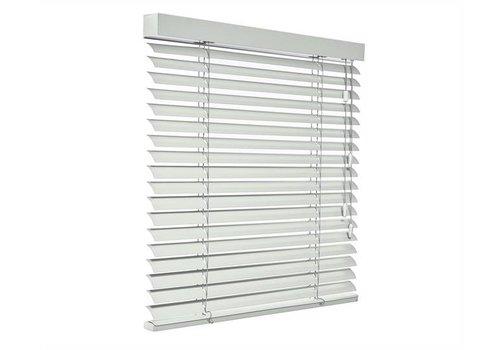bece® Horizontale jaloezieën aluminium. Kleur B5207 lichtgrijs