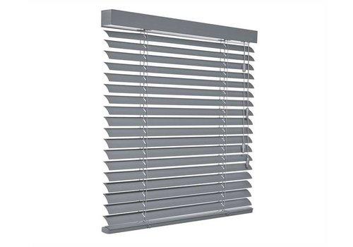bece® Horizontale jaloezieën aluminium. Kleur B5222 zilvergrijs